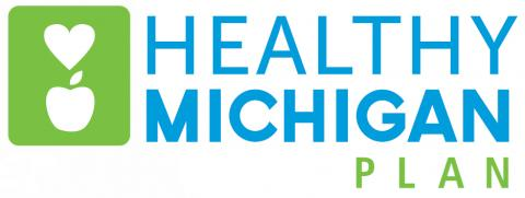 Healthy Michigan Plan logo