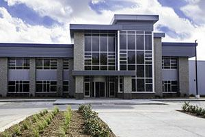 The new Livingston County Public Safety Complex