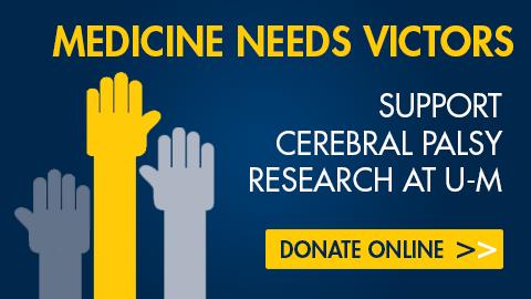 Make a donation to our Cerebral Palsy Program