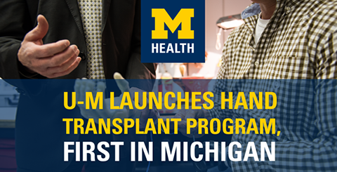 Hand Transplant Promo