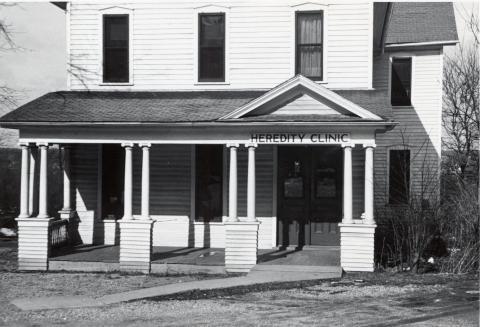 Intern's house 1914
