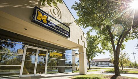 Location Kelloggeyecenter Brighton 2015 Jpg Michigan Medicine