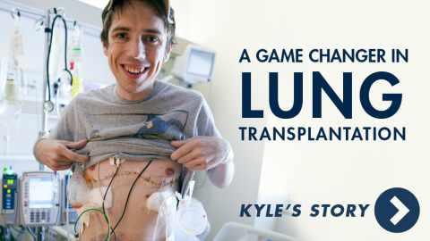 Kyle's Story for Lung Transplant