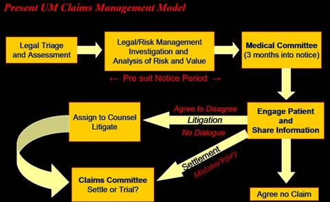 The Michigan Model Medical Malpractice And Patient Safety