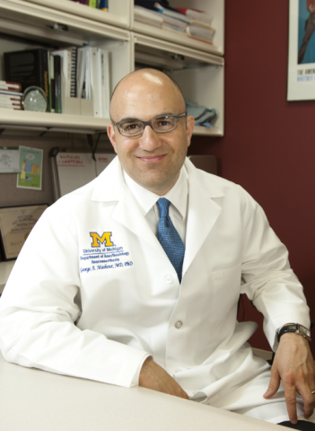 George A Mashour, M.D., Ph.D.