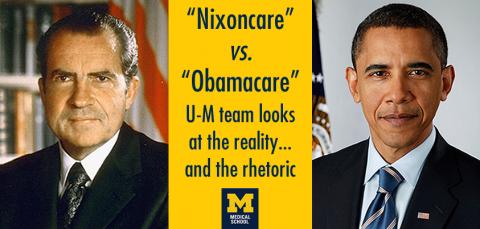 Nixon vs Obama