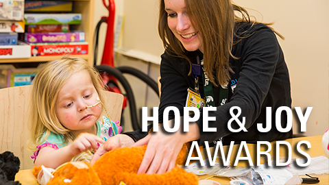 Michigan Medicine Hope and Joy Awards