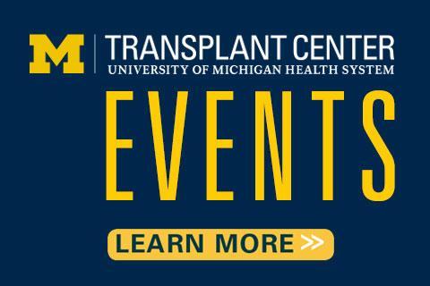 Transplant Center Events