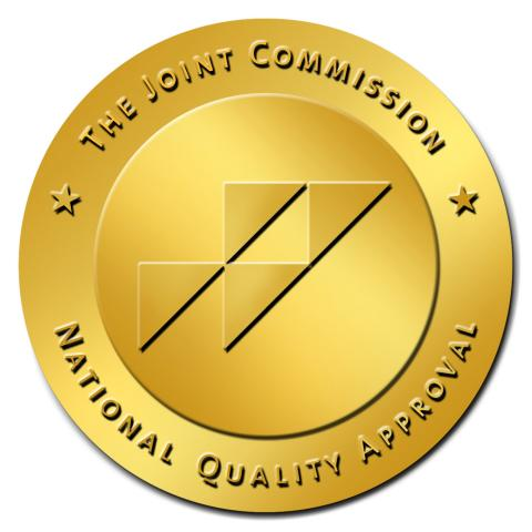 National Quality Approval Gold Seal - The Joint Commission
