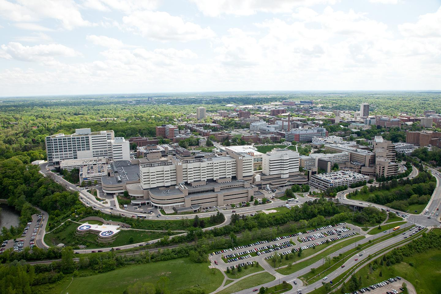 Michigan Medicine campus