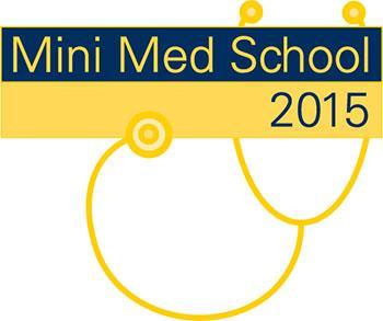 Mini med school logo