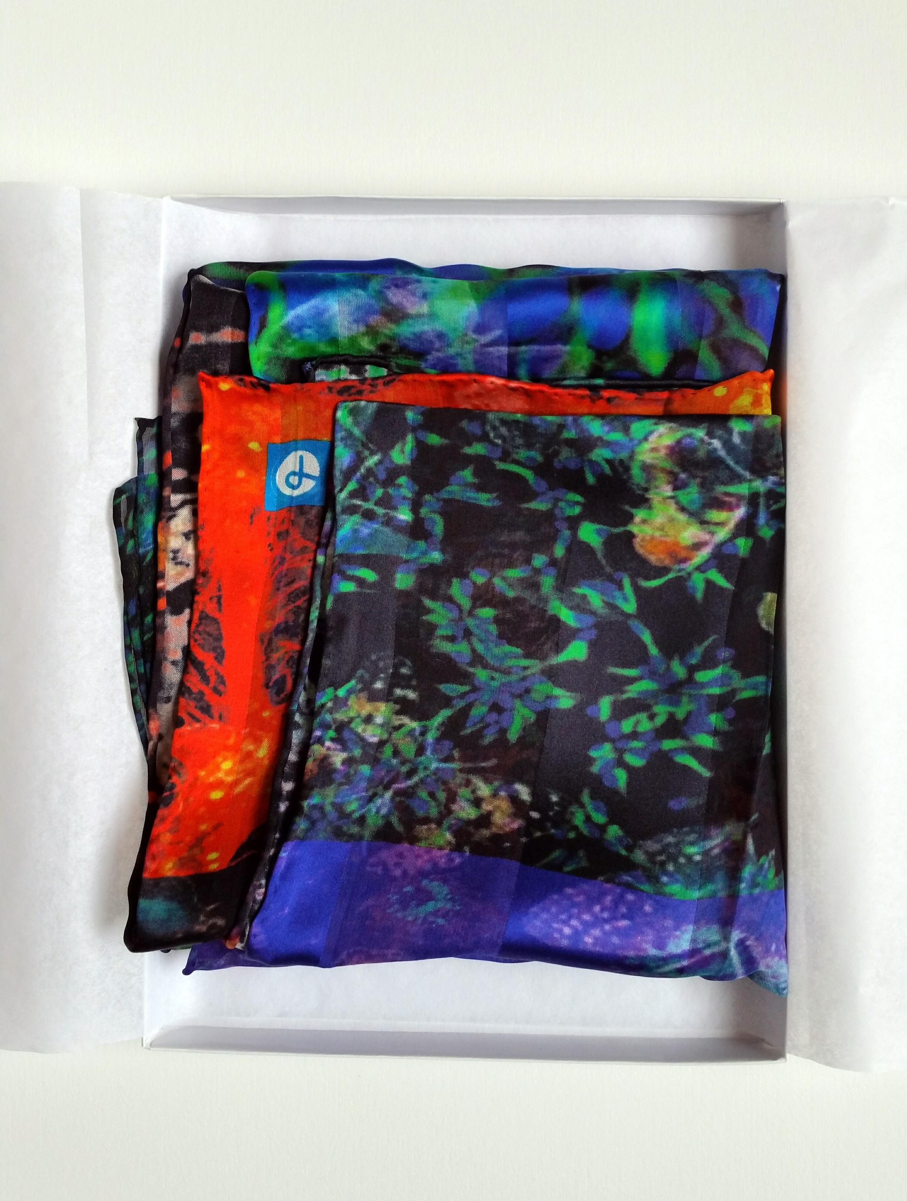 Pangborn scarves