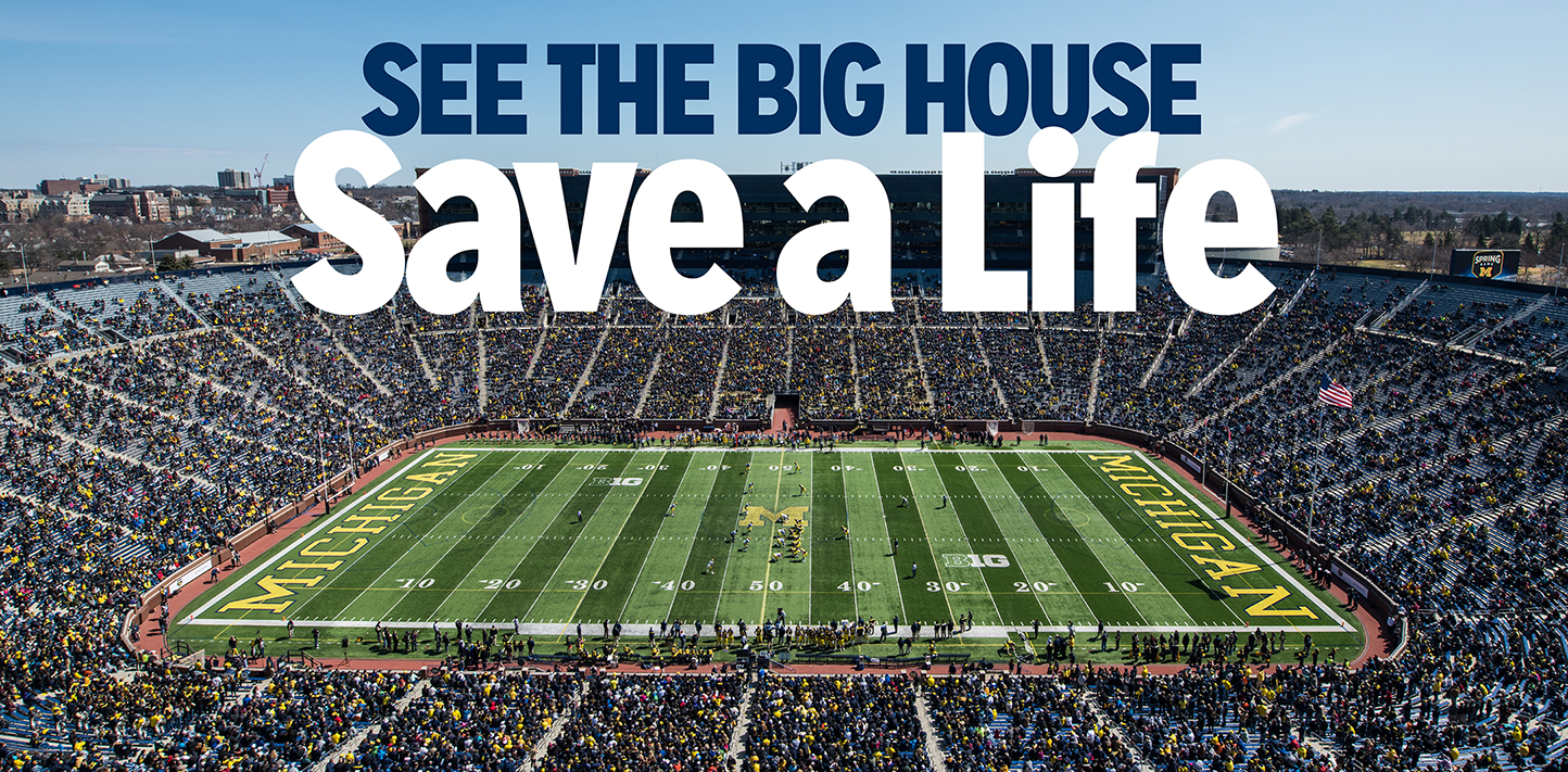 Photo of Michigan Stadium