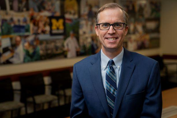 Michigan Medicine names new president of clinical enterprise David Miller