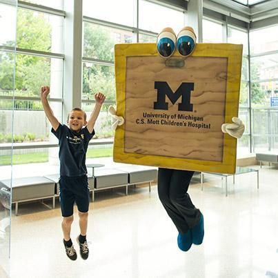 C.S. Mott Children's Hospital celebrates ranking