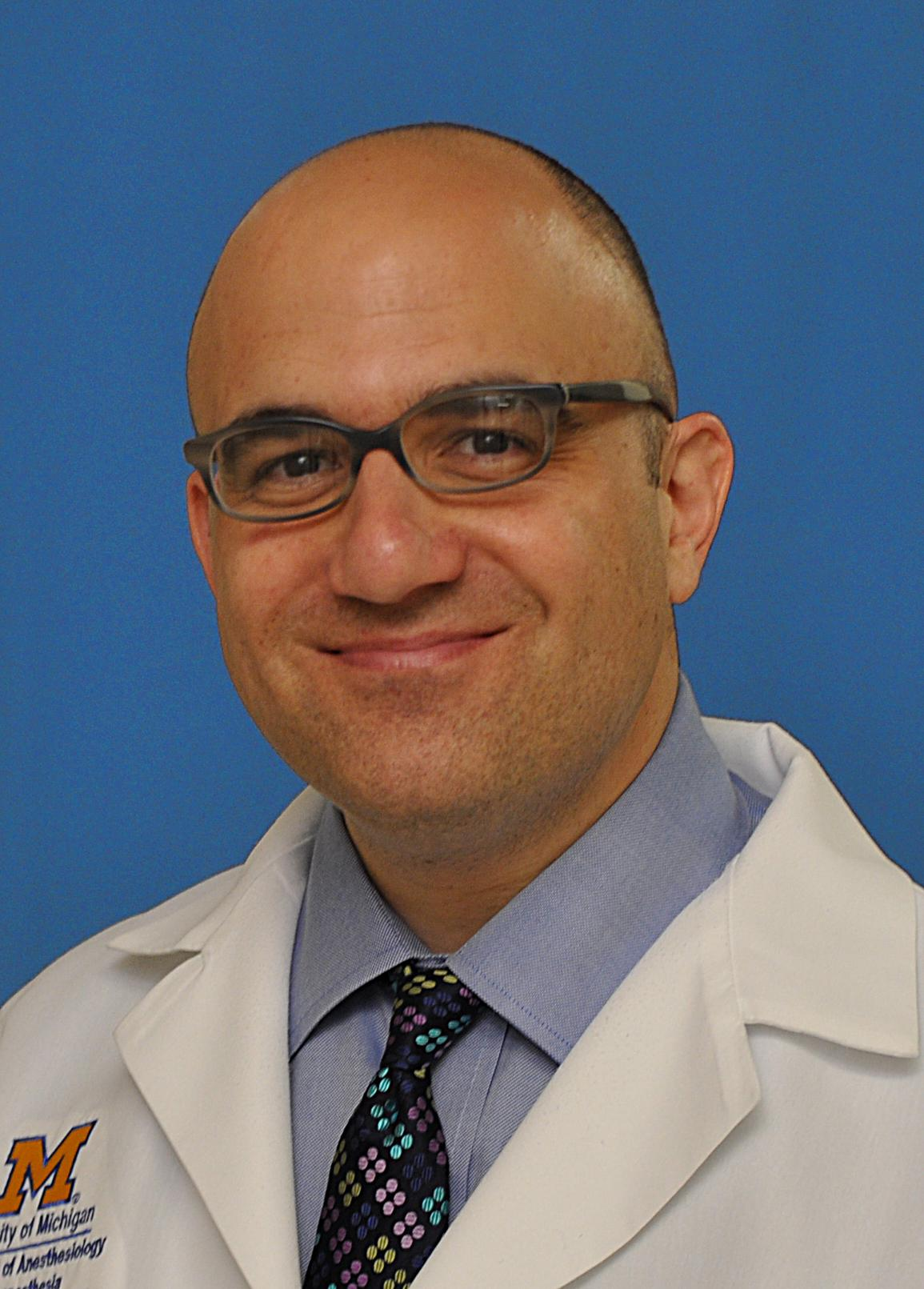 George A. Mashour, M.D., Ph.D.