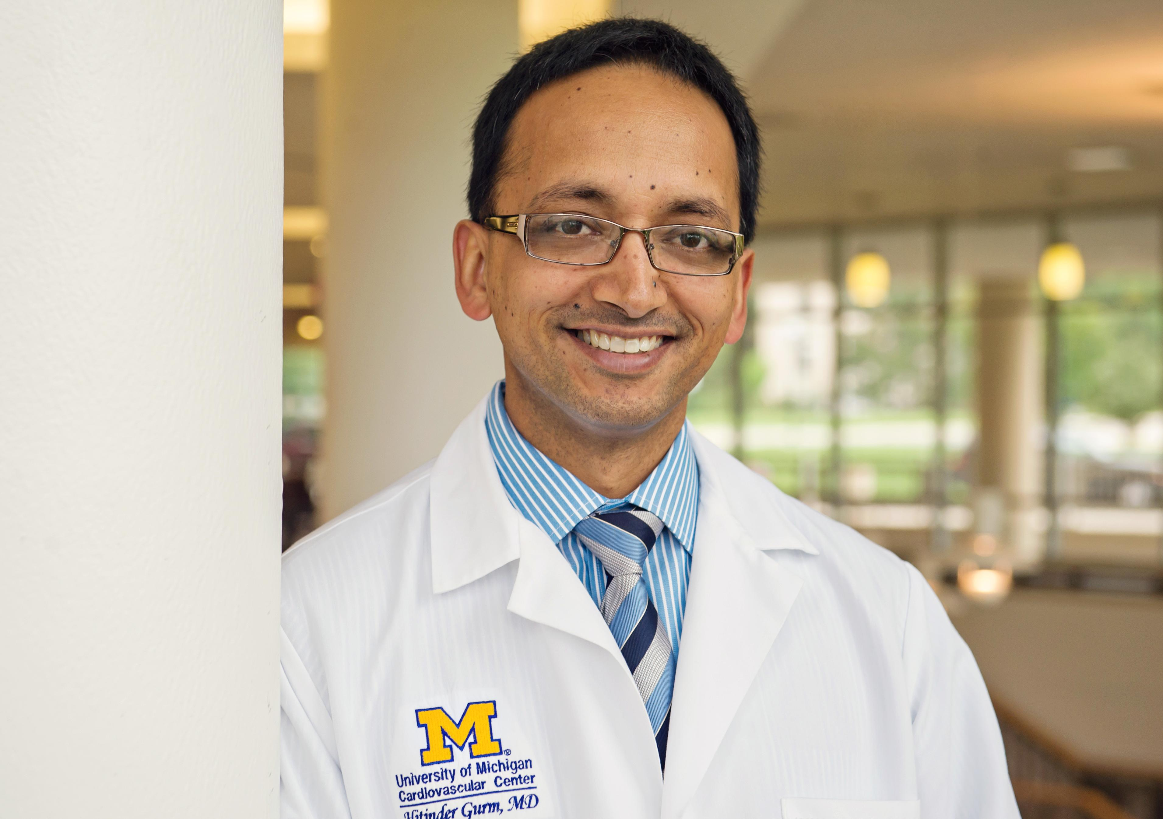 Dr. Hitinder Gurm