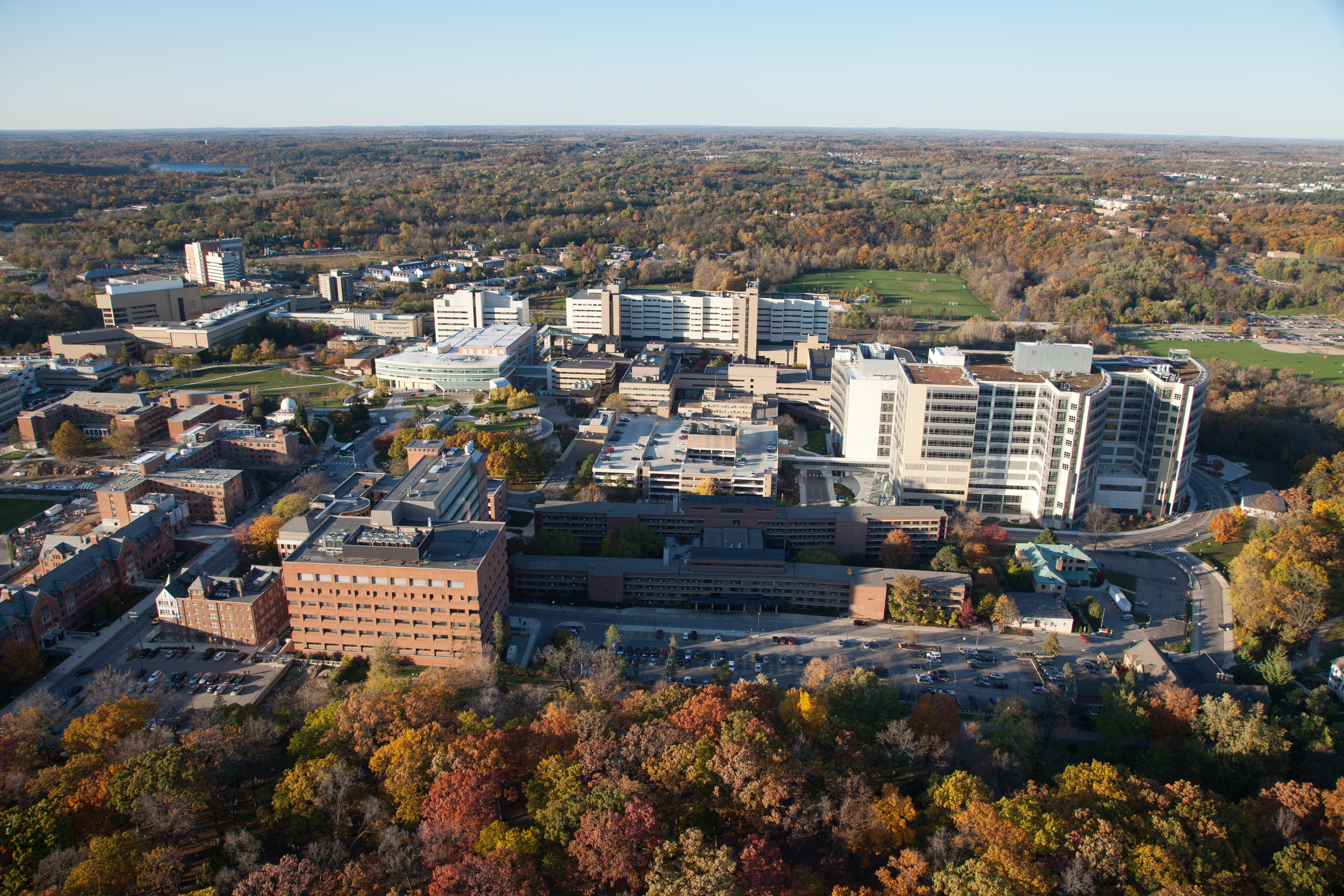The University of Michigan Health System continues to earn straight A's for patient safety.