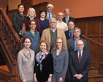 National Clinician Scholar Program leadership