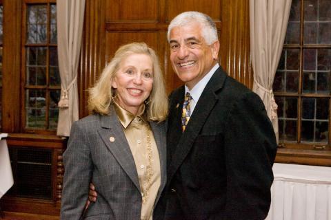 Susan and Richard Rogel