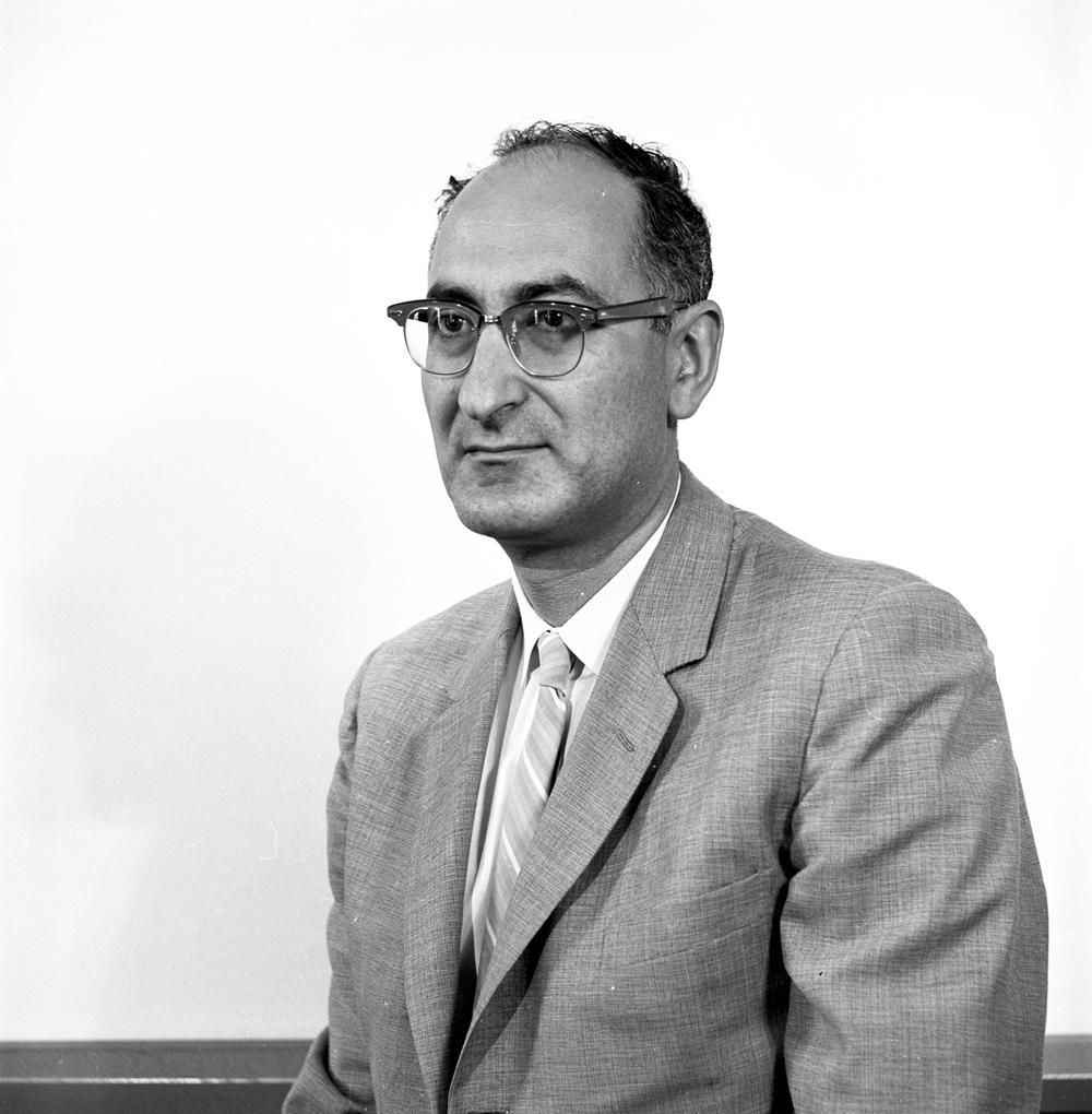 Avedis Donabedian 1963