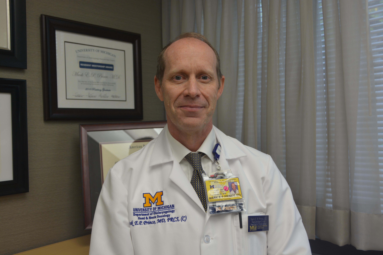 Mark E. P. Prince, M.D.
