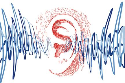 Tinnitus illustration