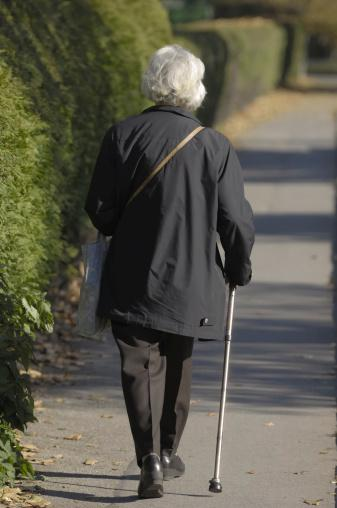 ElderlyWalking